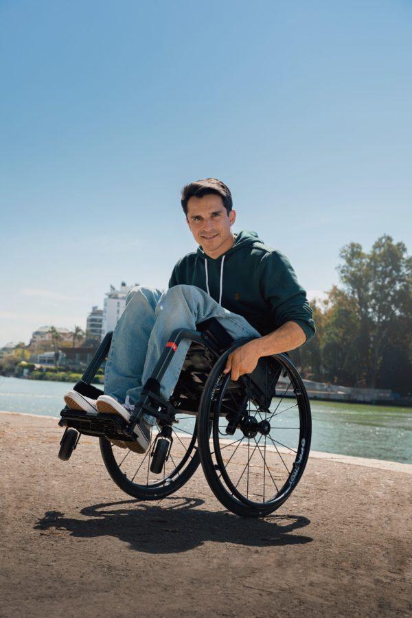 Mechanický vozík aktivní Küschall Champion 2.0 man 1
