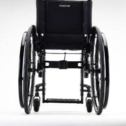 Mechanický vozík aktivní Küschall Champion 2.0 zezadu