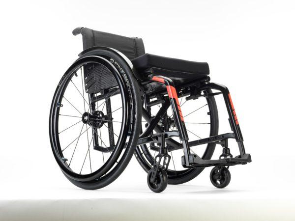 Aktivní mechanický invalidní vozík Compact 2.0