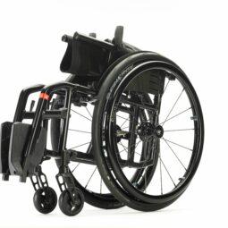 Aktivní mechanický invalidní vozík Küschall Compact 2.0 složený