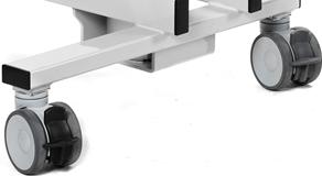TR 3200 100 mm dvojitá kolečka